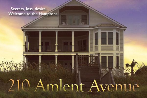 210 Amlent Avenue postcard